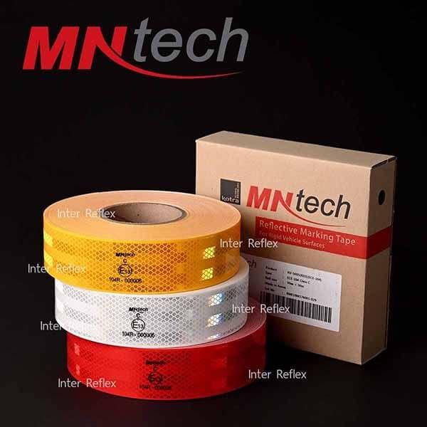 สติ๊กเกอร์สะท้อนแสง MNtech