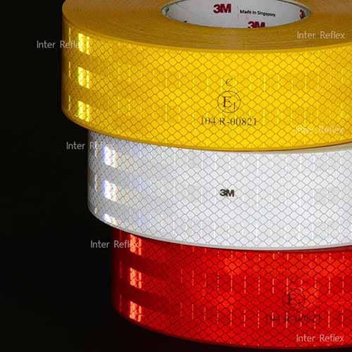 สติ๊กเกอร์สะท้อนแสง 3M